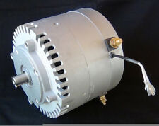 Manta II 10 hp DC electric motor 12 24 48 Etek  Motenergy Permanent Magnet REFB