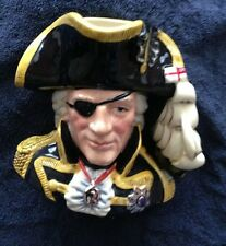 "Vice-Admiral Lord NELSON Royal Doulton 8"" Toby - 1993 Jug of the YEAR - D6932 NR"