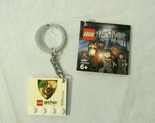 SDCC 2010 EXCLUSIVE LEGO HARRY POTTER KEYCHAIN BRAND NEW RARE SLYTHERIN SCHOOL