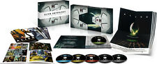 Alien Anthology Nostromo Limited Edition (Region Free) Blu Ray
