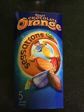 300g BOX OF TERRY'S CHOCOLATE ORANGE SEGSATIONS, 5 DELICIOUS FLAVOURS