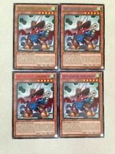 YuGiOh Quickdraw Synchron DL17-EN008 Red/Blue/Green/Purple Set Duelist League