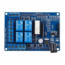 ARDUINO 4-Channel Wireless Relay Shield (Arduino, NEW, SHIP FROM USA)