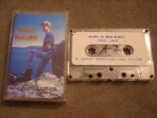 VERY RARE Cordell James DEMO CASSETTE TAPE Prince Of Rock-n-Roll UNRELEASED 4trx