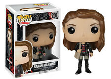 Funko Pop TV Orphan Black: Sarah Manning Vinyl Action Figure Collectible Toy 201