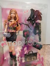 Barbie Top Model Summer Theresa with Red Hair NRFB