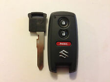 SUZUKI SX-4 GRAND VITARA 06-11 OEM SMART KEY LESS ENTRY REMOTE WITH UNCUT INSERT
