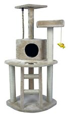 "48"" Cat Tree Tower Condo Furniture Scratch Post Kitty Pet House Play Furniture"
