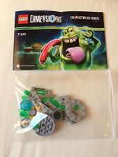 Lego DIMENSIONS GHOSTBUSTERS SLIME SHOOTER SPLIT FROM SLIMER FUN PACK SET 71241