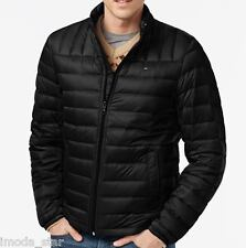 Tommy Hilfiger Men's Lightweight Down Quilted Packable Jacket - L