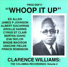 Williams, Clarence-Whoop It Up  CD NEW