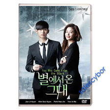 """BUY 5 GET 1 FREE"" You Who Came From the Stars Korean Drama (5DVDs) GOOD_ENG SUB"