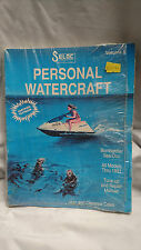 Personal Watercraft Bombadier and Sea-Doo up to 1991 Tune Up and Repair Manual