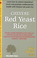 Chinese Red Yeast Rice: Effectively Control Cholesterol Levels and Promote Cardi