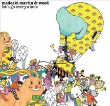 Medeski Martin & Wood : Lets Go Everywhere CD (2008)