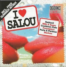 I Love Salou 2 cd incl. free summermix    Brand new 2-cd box