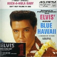 Presley,Elvis - Rock-A-Hula Baby  Maxi Single CD Neu