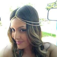 Sexy women Head Chain Head Piece Headband Hair Band hair accessories Christmas##
