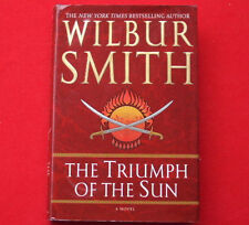 Courtney Family Adventures: The Triumph of the Sun by Wilbur Smith (2005, Hardco