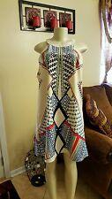 NWOT Venus  Printed  Dress Orig  $49 Now  $25 Size  M