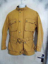 BELSTAFF ROADMASTER WAXED MOTORCYCLE JACKET SIZE M