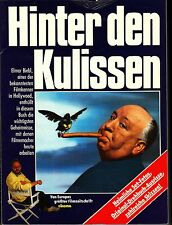Hinter den Kulissen German Hollywood Film Special Effects Directing Book 1986