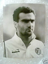 Press Photo GUISEPPE BERGOMI Italy Int'l & Inter Mailand (Org, Exc*)