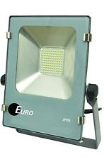 70 watts = 500 watts Euro Led Flood light 6650 lumens Pure white(6000 K)