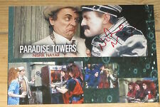 Aisha Nayar Doctor Who Paradise Towers signed photo autograph 5x7, new