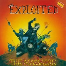 Massacre - Exploited (2014, CD NEUF)