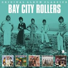 BAY CITY ROLLERS 5CD NEW Rollin'/Once Upon A Star/Wouldn't You/Dedication/Game