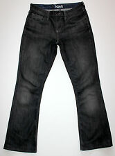 """Mavi Women's Factory Faded Black Wash """"Molly"""" Flare Jeans Size 27 X 28.5 AWESOME"""