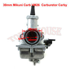 Mikuni 30mm Carb Carburetor Fit ATV Quad 150cc 160cc 200cc 250cc Pit Dirt Bike