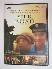 CURT FUADON - VIENNA BOYS  CHOIR - SILK ROAD - SONGS ALONG THE ROAD AND TIME DVD