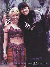 Xena Chakram No 10 Newsletter of the Official Xena Fan Club