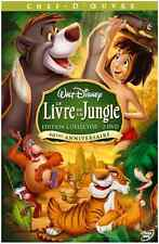 Edition 40ème anniversaire Collector 2 DVD Le Livre de la Jungle n°22 Disney DTS