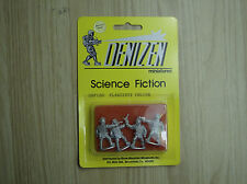 Denizen 25mm - DSF180 Planetary Police - Sci Fi Miniatures