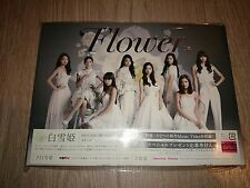 Flower - Shirayukihime (CD+DVD) Japanese Version JPop