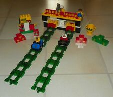 LEGO - Duplo 3085 - Duplo, Town: Race:  Racing Action - 2001 - NO BOX - RARE