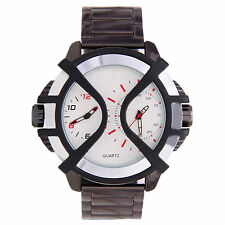 Fastrack Design Ceramic Belt Multi White dial Mens Watch FOREST BRAND