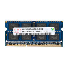 New 4GB DDR3 1066Mhz PC3-8500S 204Pin 1.5V CL7 Low Density So-Dimm Laptop Memory