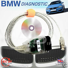 Bmw 5 série k + d can dcan obd usb diagnostic inpa code reader E60 E61 03 - 07