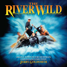 The River Wild - 2 x CD Complete & Rejected - Limited Edition - Jerry Goldsmith