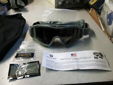 DESERT LOCUST GOGGLES US MILITARY KIT REVISION F1416