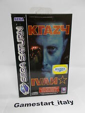 KRAZY IVAN (SEGA SATURN) PAL VERSION USED BOXED