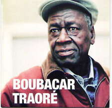 BOUBACAR TRAORE - rare CD Single - Europe - Promo