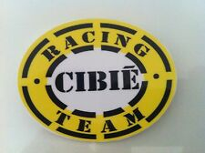 Sticker Autocollant Racing CIBIE Team