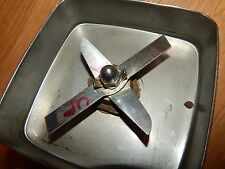 Vitamix 3600 Genuine Part stainless steel bottom FOR PARTS ONLY