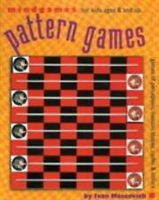 Pattern Games (Ages 8 and Up) Moscovich (Mindgames for Kids)