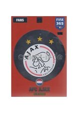 Panini Fifa 365 Cards 2017 - 230 - Club Badge - Club Badges - AFC Ajax